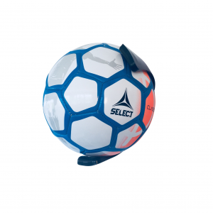 Sort holder til bolde i plast fra BallOnWall