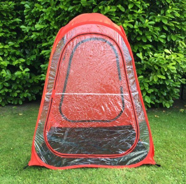 pop up tilskuere telte