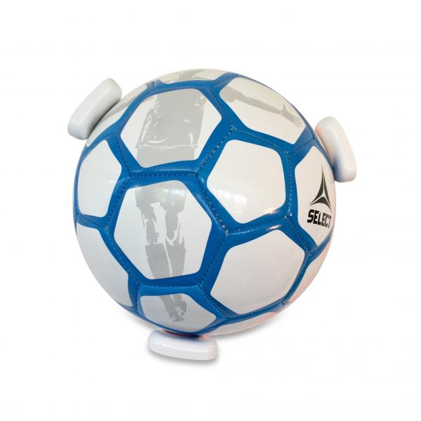 Boldholder til fodbolde i Hvid